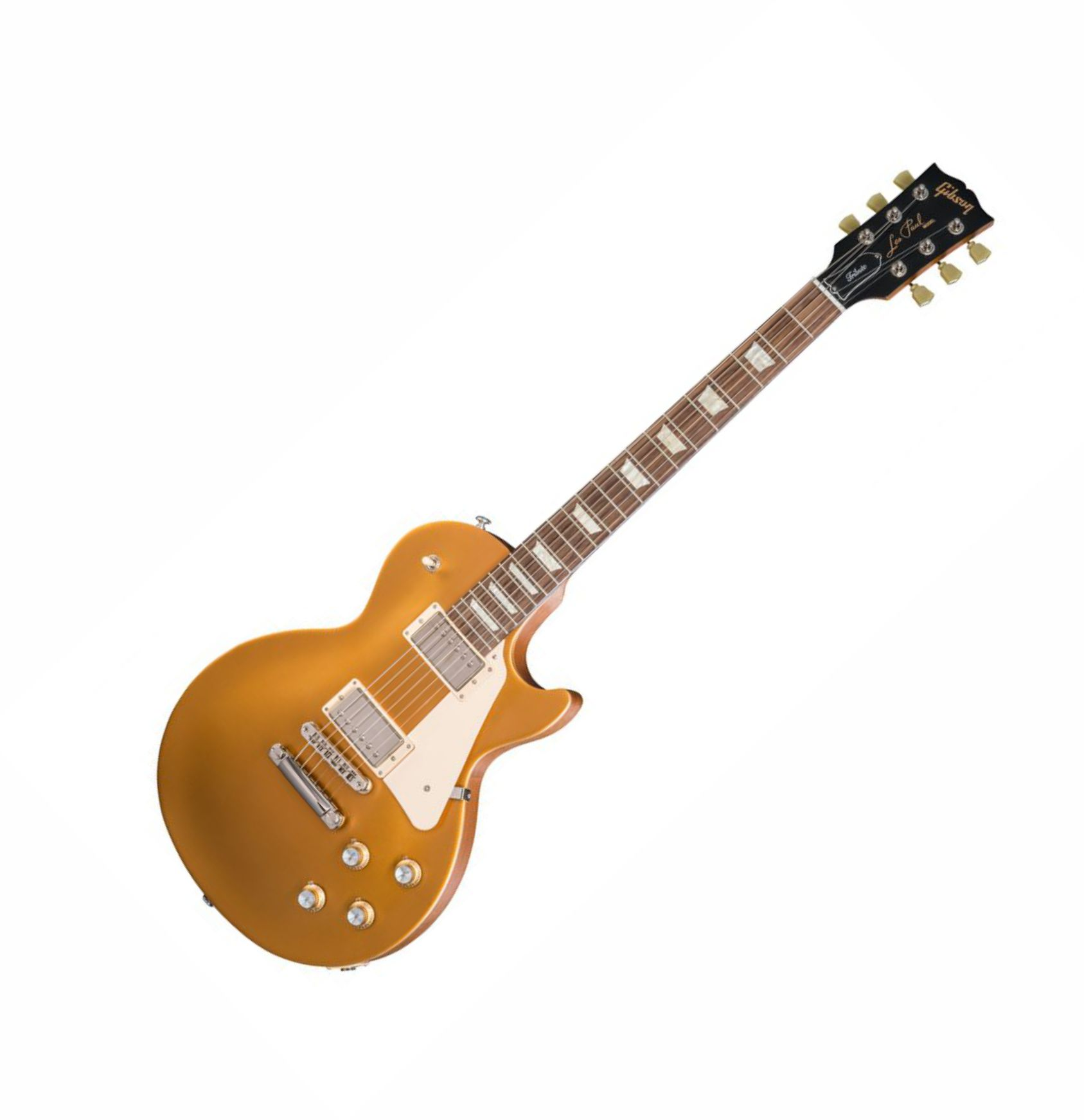 Guitarra Gibson Les Paul Tribute 2018 | Case | Satin Gold Top