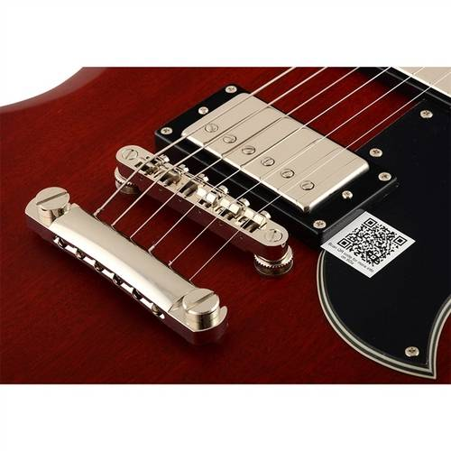Guitarra piphone Sg G400 Pro Mogno Rosewood Cherry Epiphone