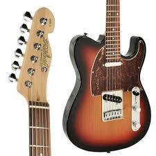 Guitarra Telecaster Tagima T505 Sunburst Hand Made In Brasil