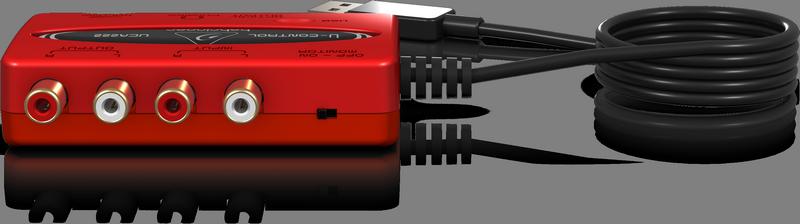 Interface Behringer U-control UCA222