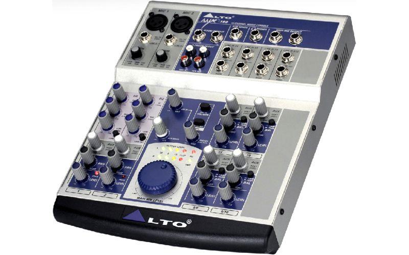 Mesa de som Analógica ALTO AMX 120