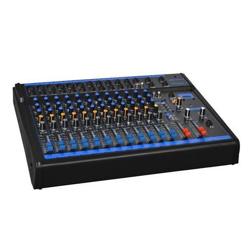 Mesa De Som Oneal Omx 12 Usb - 12 Canais 1 Aux - P-10/XLR/ USB