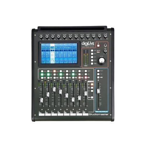 Mesa Digital Studiomaster Digilive 16 Canais Mixer