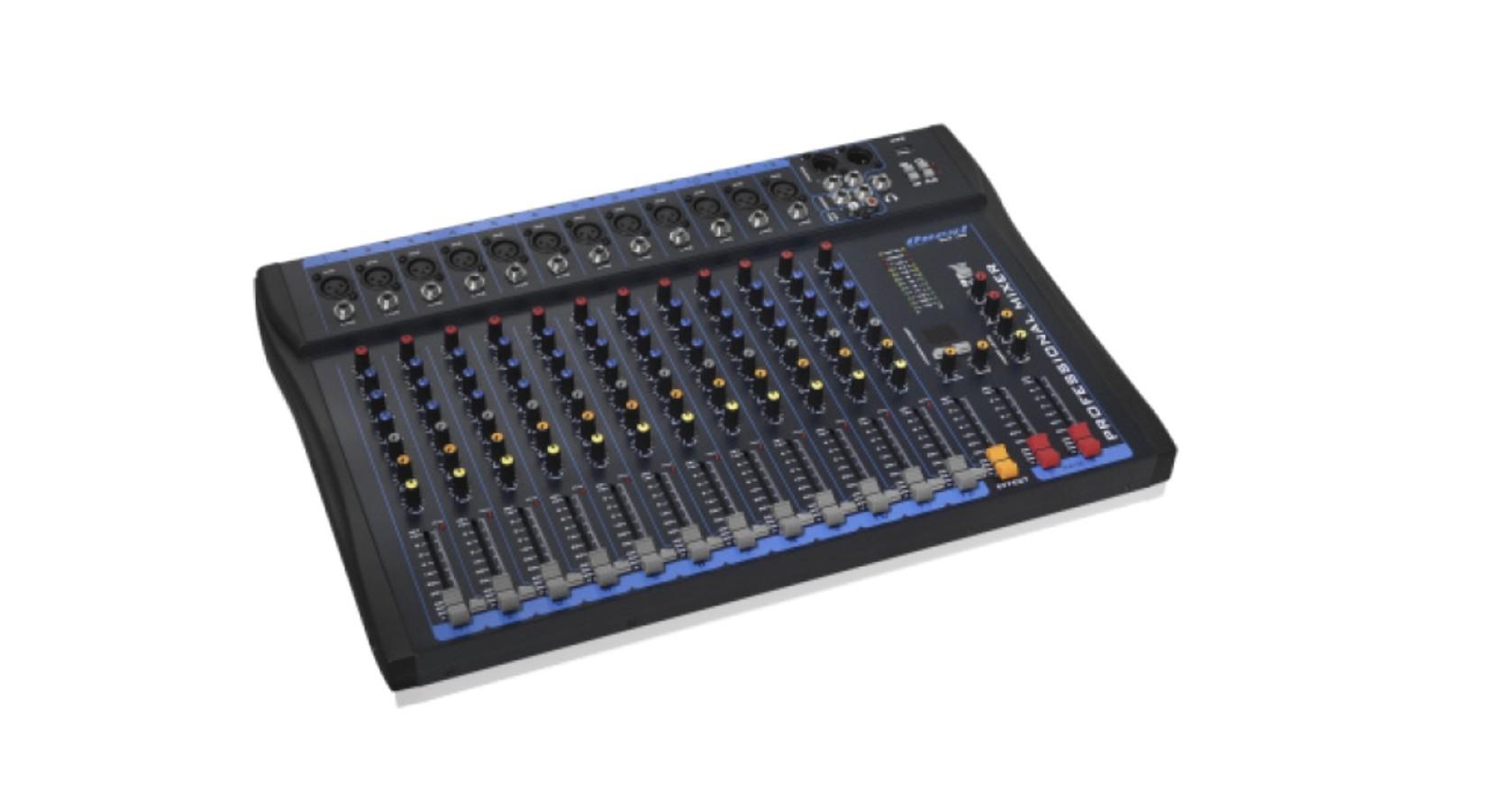 Mesa oneal omx 122 USB/Efeito