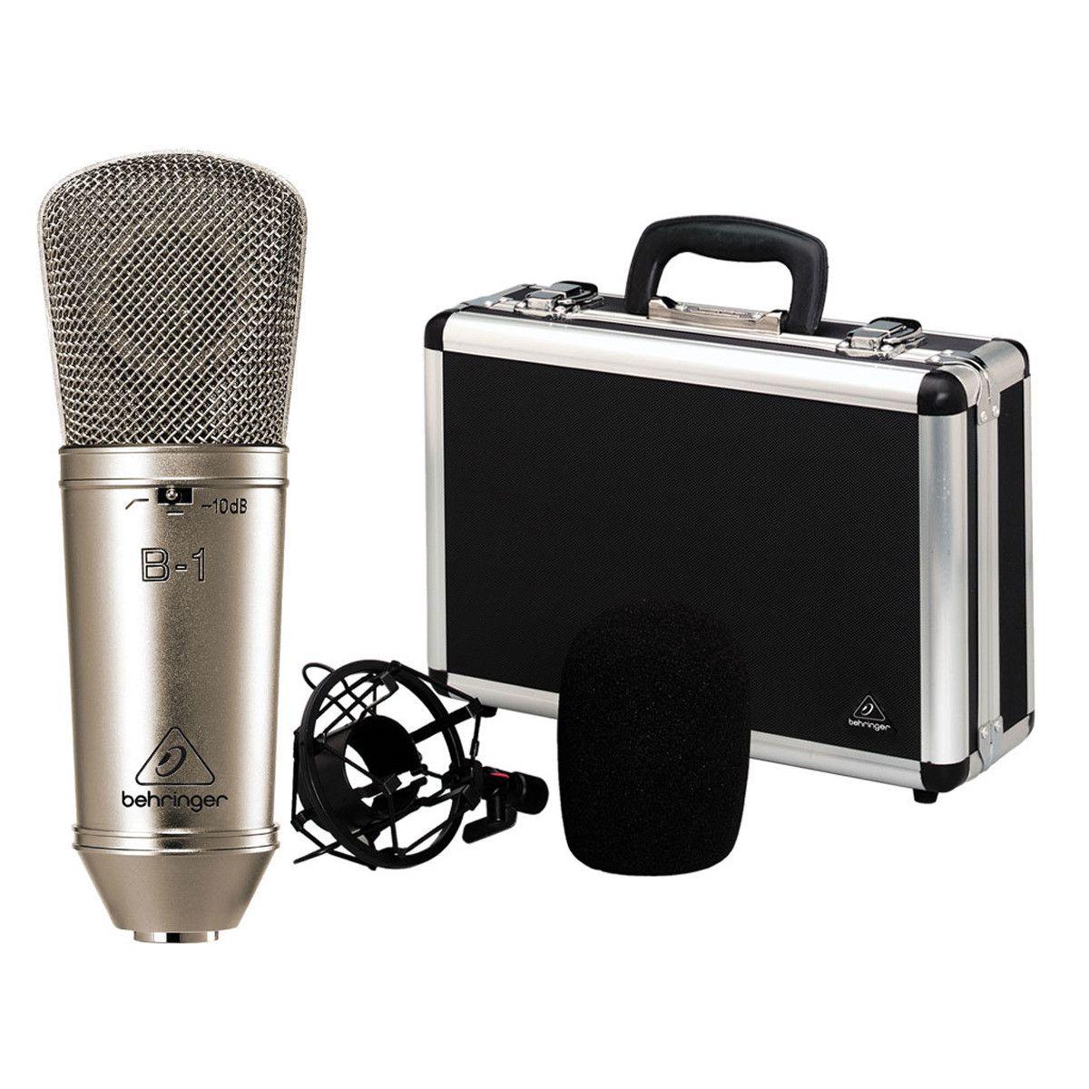 Microfone Behringer B-1 Condensador Semi-Novo