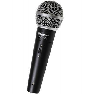 Microfone Dreamer Ar 058 Dinâmico