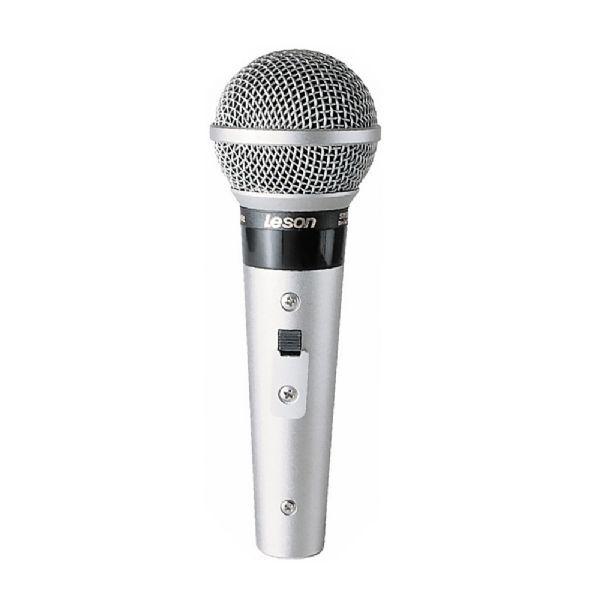 Microfone Leson SM 58 P4 Dinâmico