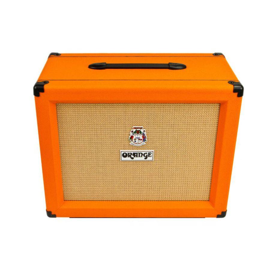 Orange Cabeçote para Guitarra Dark Terror 15 & orange caixa reta para guitarra ppc 112 1×12 60w