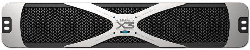 Potência StudioR X3 3600W RMS - SEMI NOVO