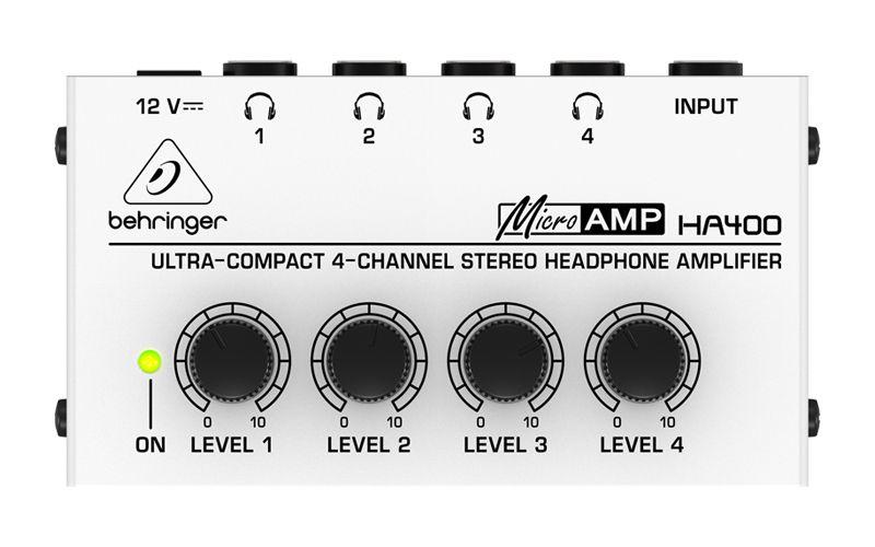Powerplay Behringer HA400