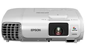 Projetor EPSON Powerlite S27 2700 Lumens H694A