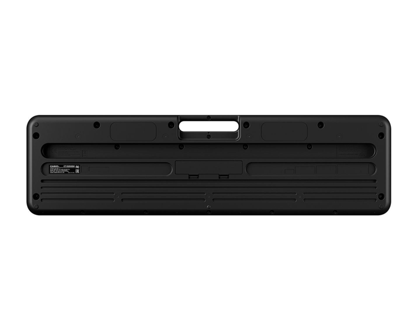 Teclado Casio CT-S200 Preto Lançamento 2020