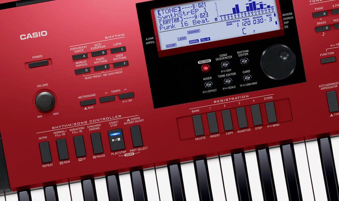 Teclado Casio CTK 6250 Arranjador