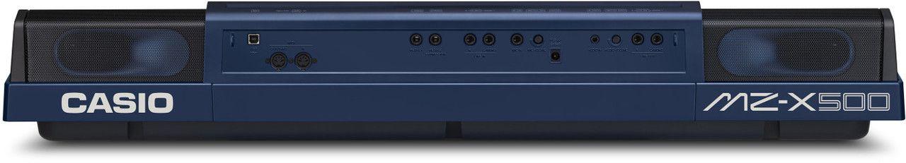 Teclado Casio MZ-X500 K2 INM2 Arranjador