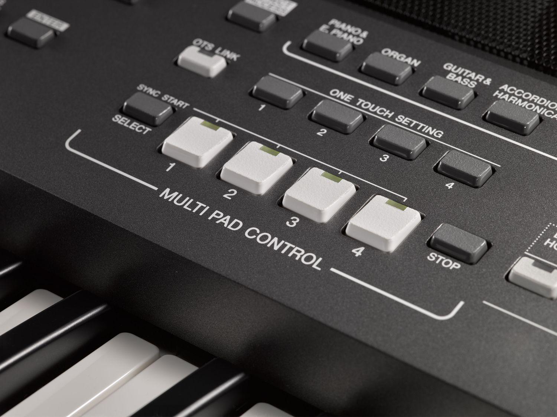 Teclado Yamaha PSR-670 Arranjador