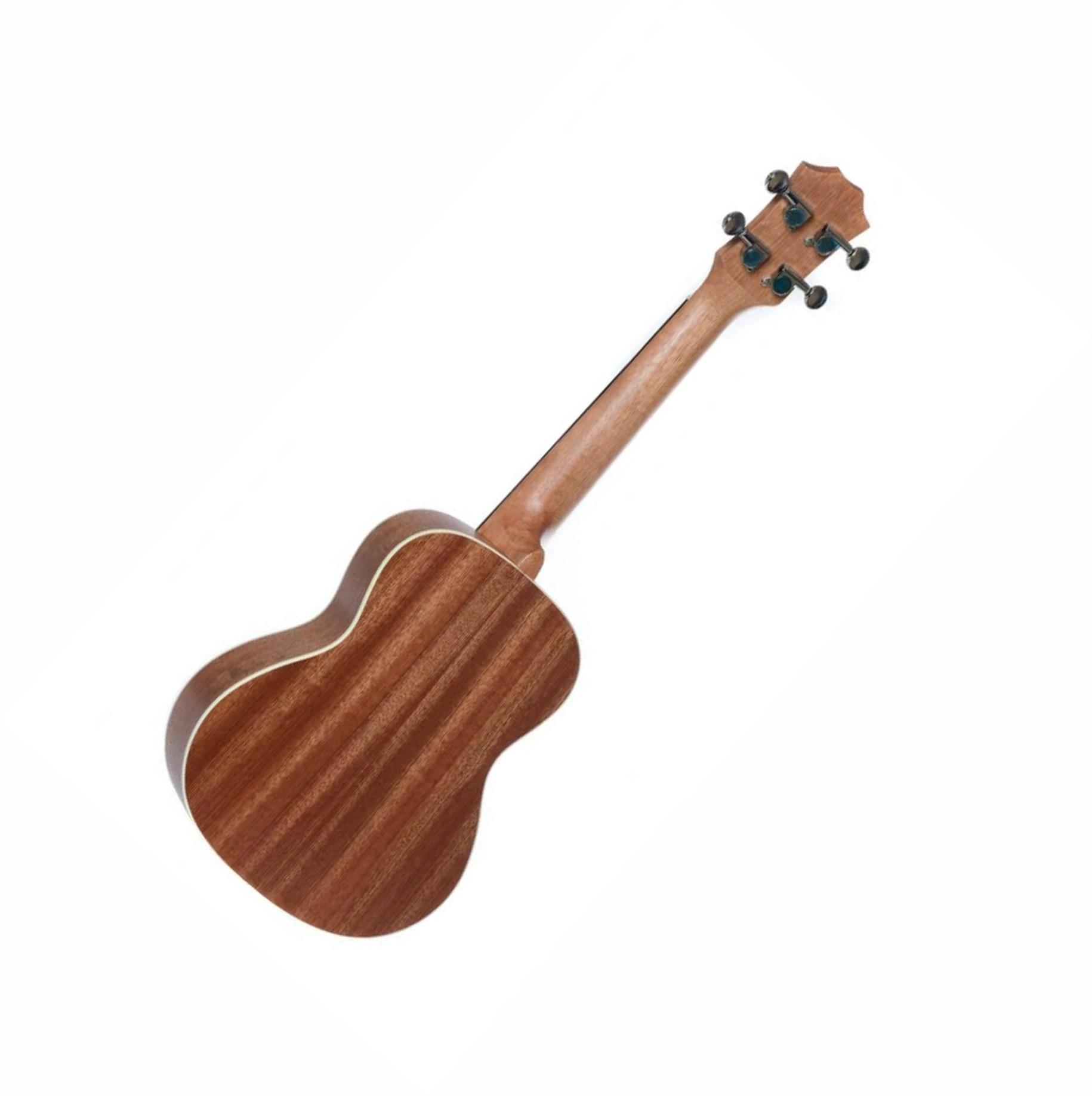 Ukulele Seizi Maui Plus – Concert Acústico Bag – Sapele