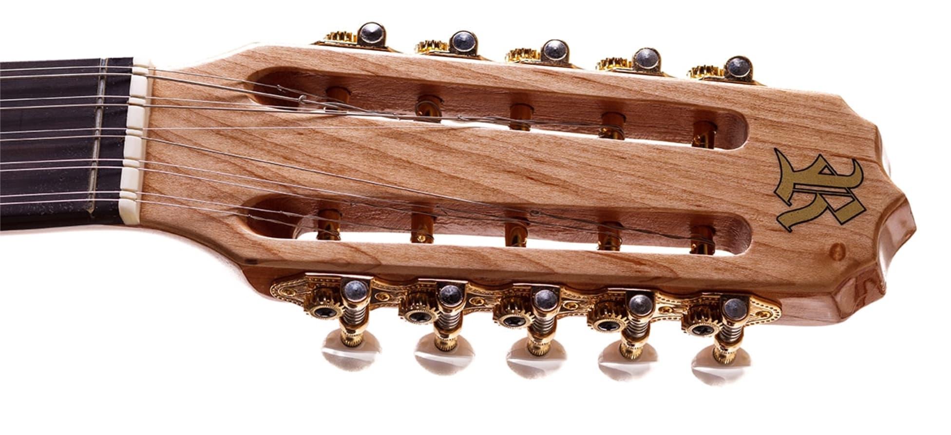 Viola Rozini RV217 ATN Cinturada Dourada Elétrica