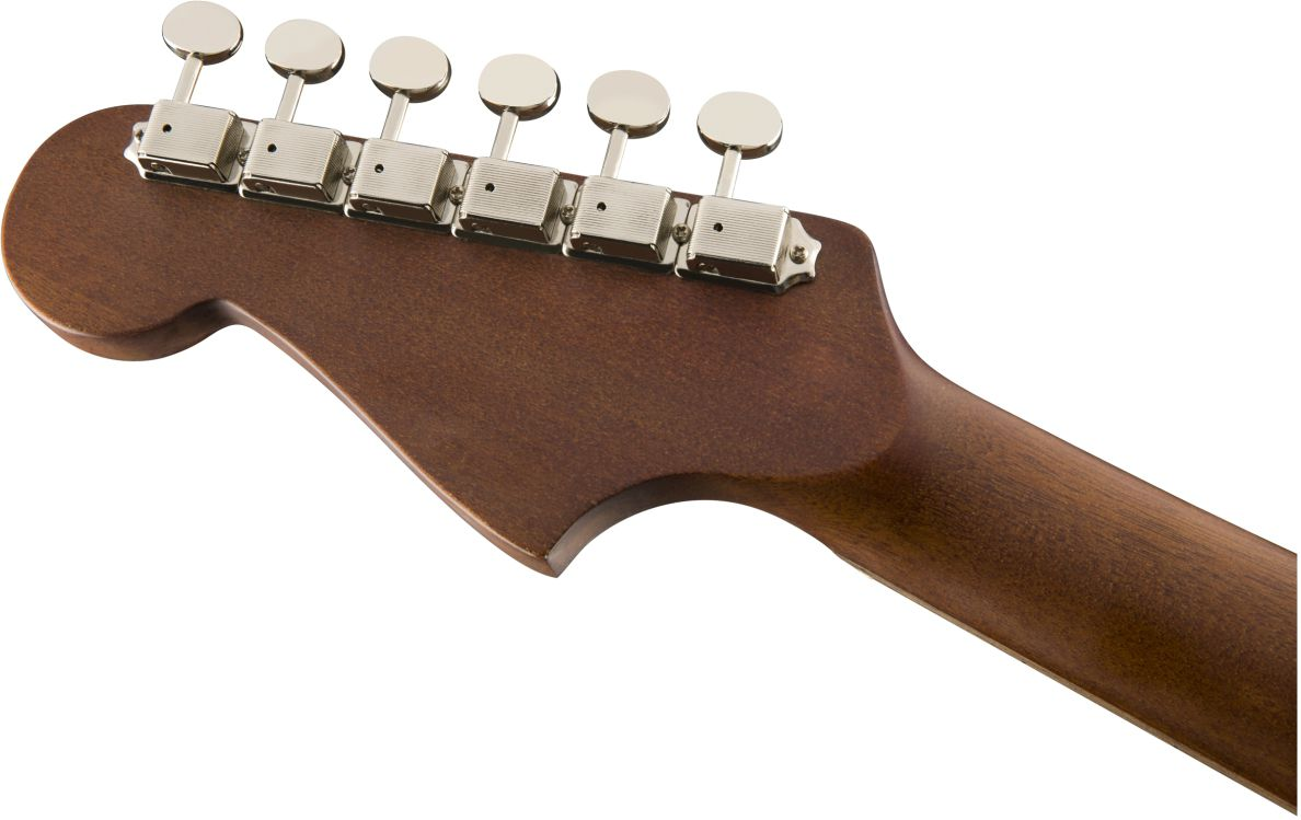 Violão Fender malibu Aqua Splash
