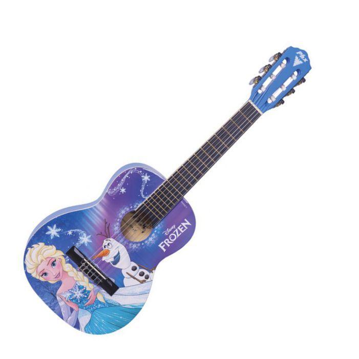 Violão Infantil PHX VIF-1 Disney Frozen