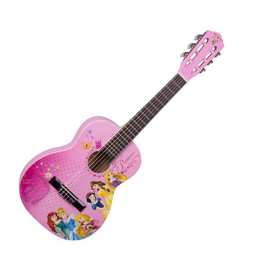 Violão Infantil PHX VIP-3 Disney Princess