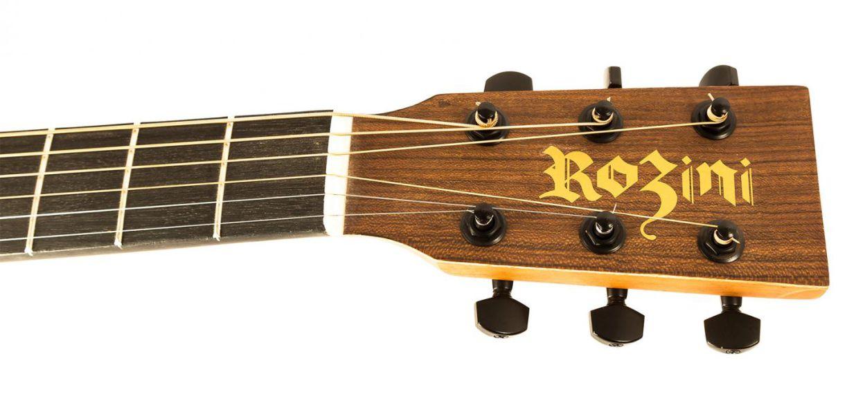 Violão Rozini Folk RX-315 AT-CT