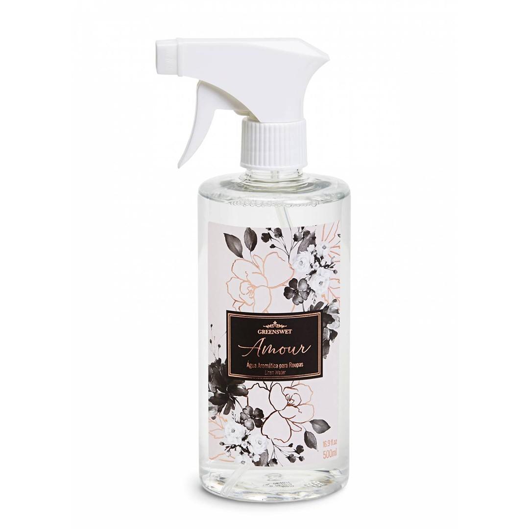 Água Aromática Para Tecidos Amour | Linha Casa Perfumada Formosinha
