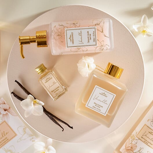 Aromatizador Difusor Vanilla| Linha Casa Perfumada Formosinha