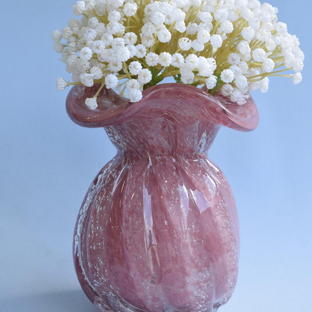 Arranjo de Mosquitinhos Artificiais no Vaso Trouxinha Rosa | Formosinha