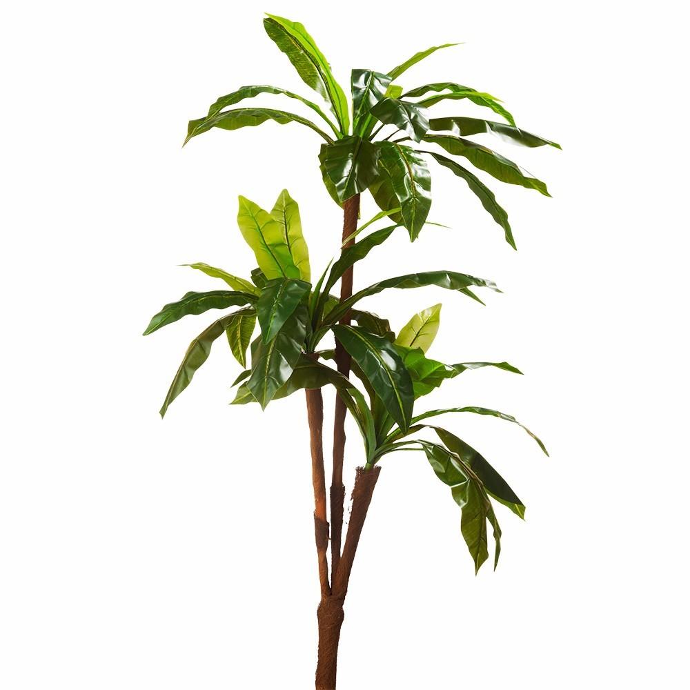 Árvore Artificial Frangipani x3 Toque Real | Linha Permanente Formosinha