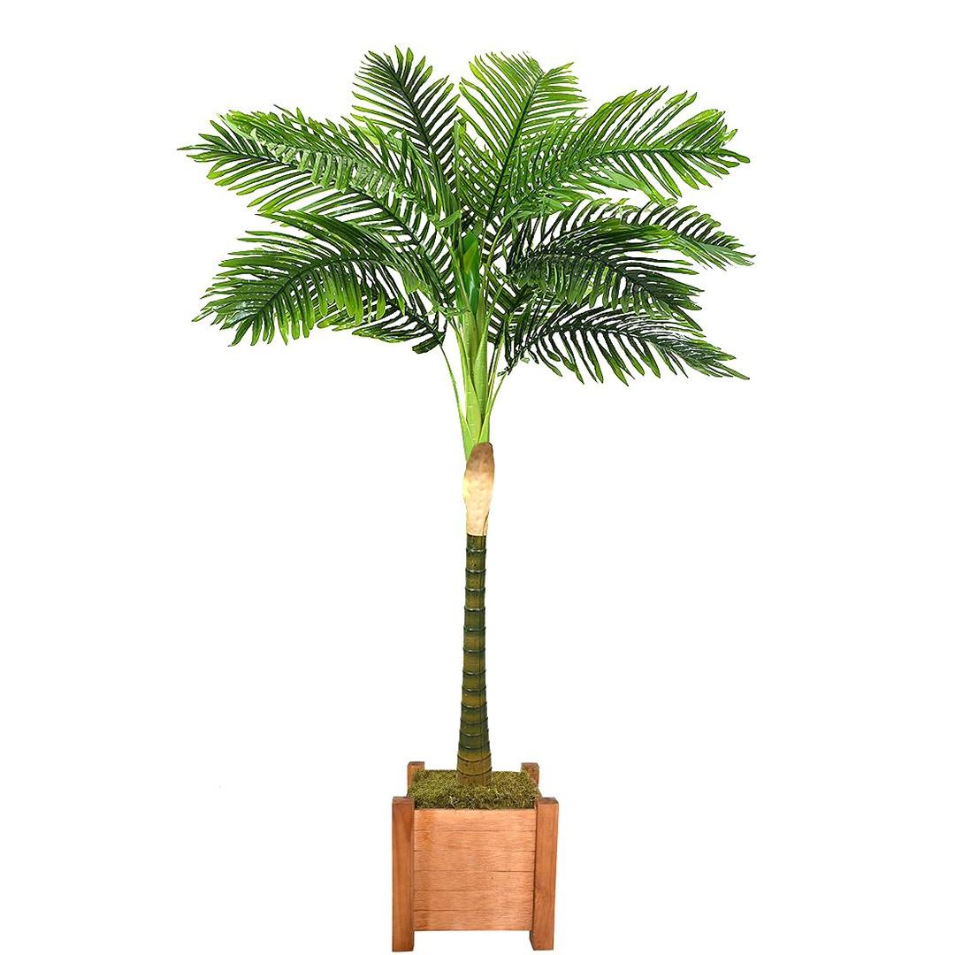 Árvore Artificial Palmeira Verde 175 cm | Linha Permanente Formosinha