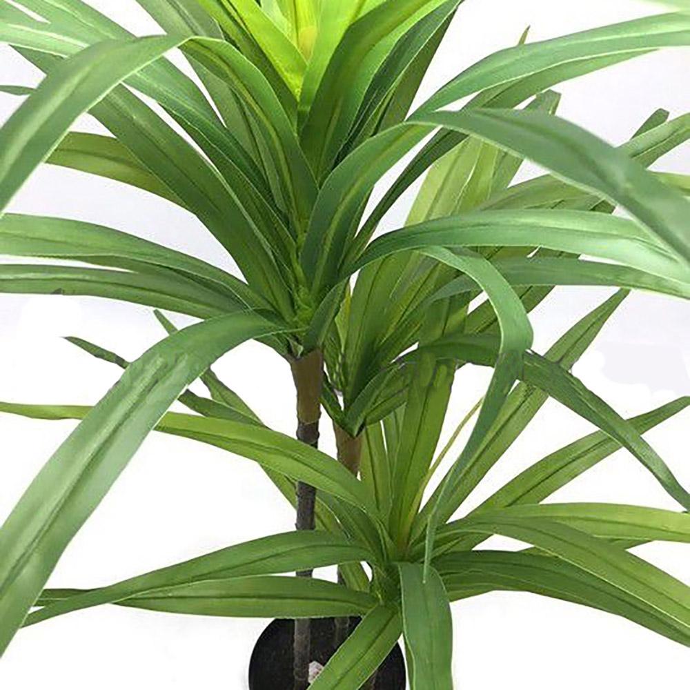 Árvore Artificial Yucca com 3 Troncos Toque Real   Formosinha