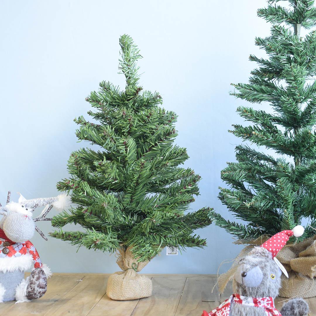 Árvore de Natal com Juta 60cm | Linha Natal Encantado Formosinha