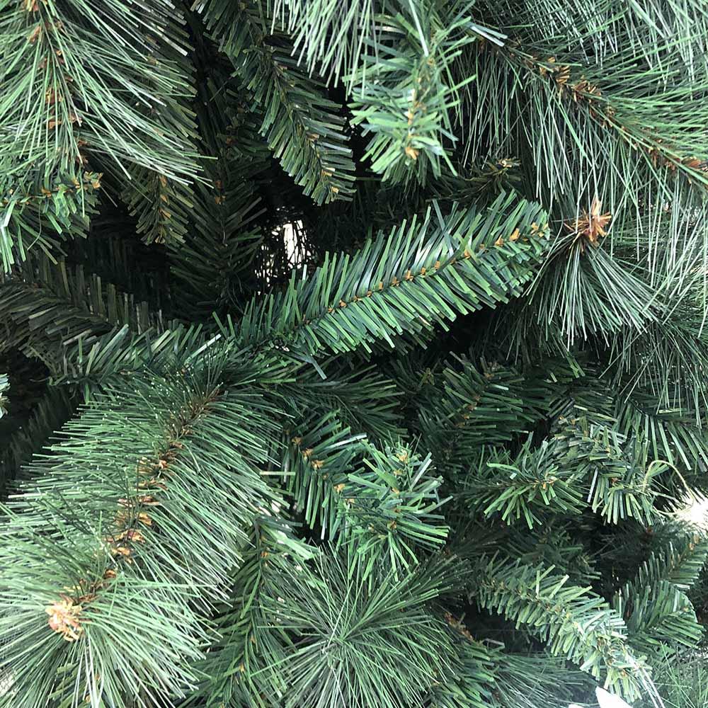 Árvore de Natal Genebra 210 cm 1045 galhos| Formosinha