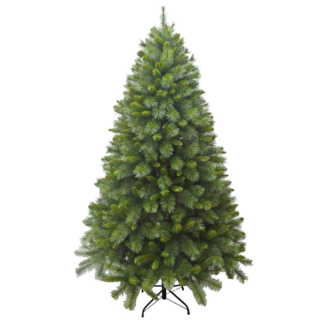 Árvore de Natal Gigante Genebra 240cm | Linha Natal Encantado Formosinha