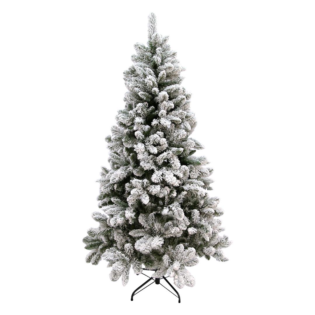 Árvore de Natal Luxo Nevada 180cm - 685 Galhos | Natal Formosinha