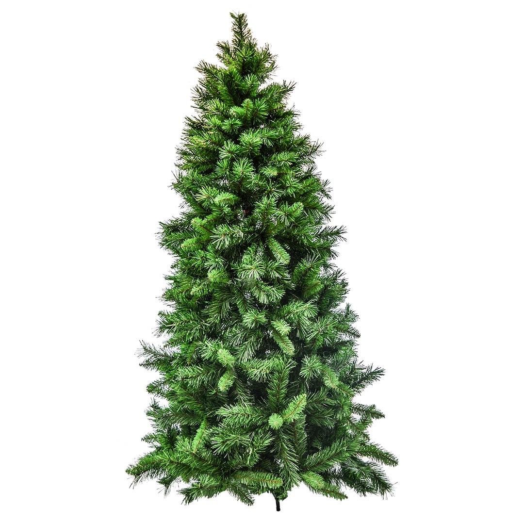Árvore de Natal Montreal de Luxo 300cm - 2086 Galhos| Natal Formosinha