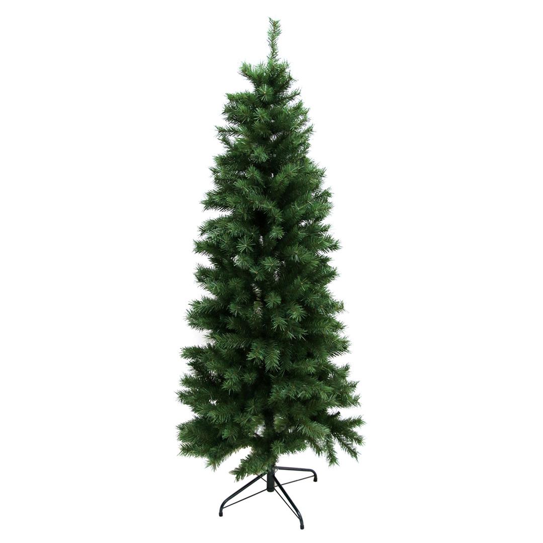 Árvore de Natal Slim Verde 150cm - 364 Galhos | Natal Formosinha