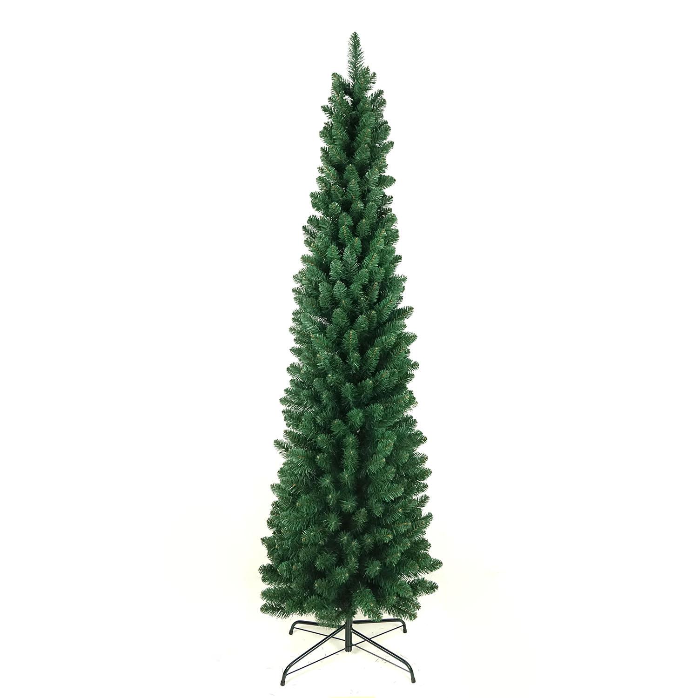Árvore de Natal Slim Verde 210cm | Natal Formosinha