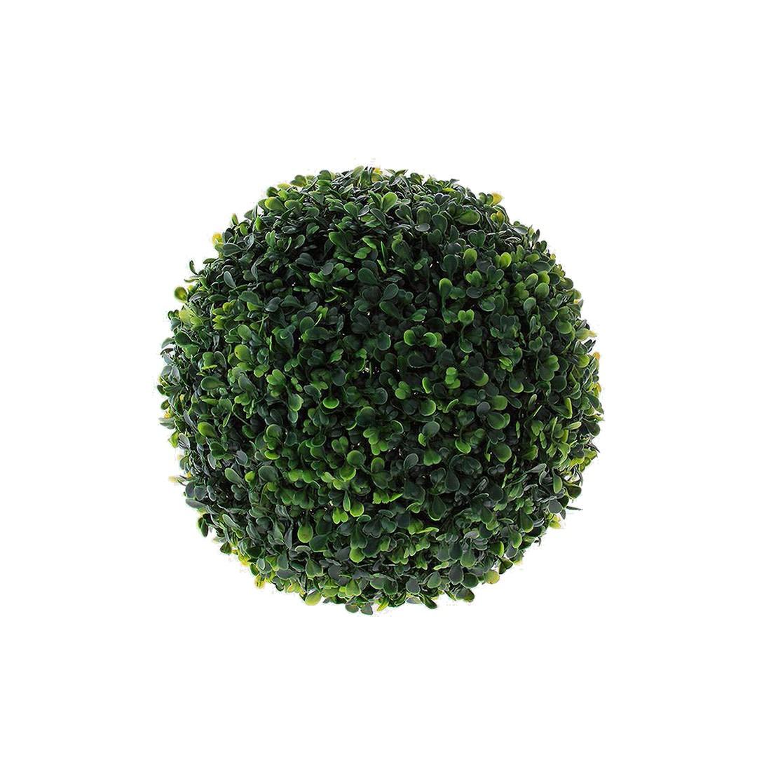 Bola de Grama Artificial 22cm | Linha Permanente Formosinha