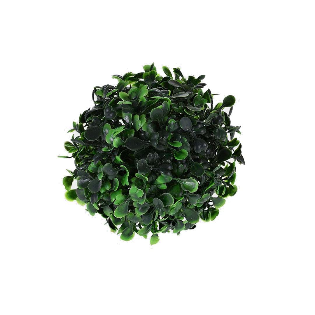 Bola De Grama Milan 12cm Verde | Linha Permanente Formosinha