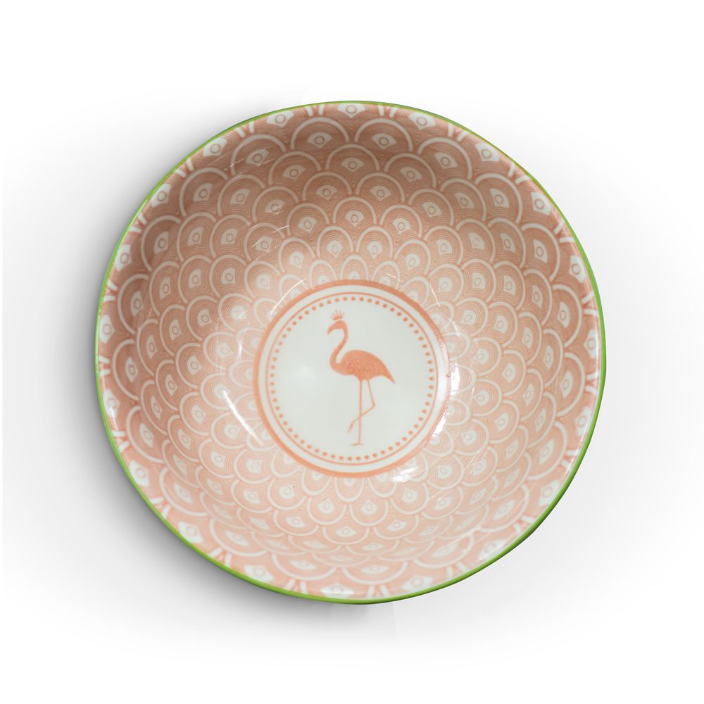 Bowl Flamingo Rosa
