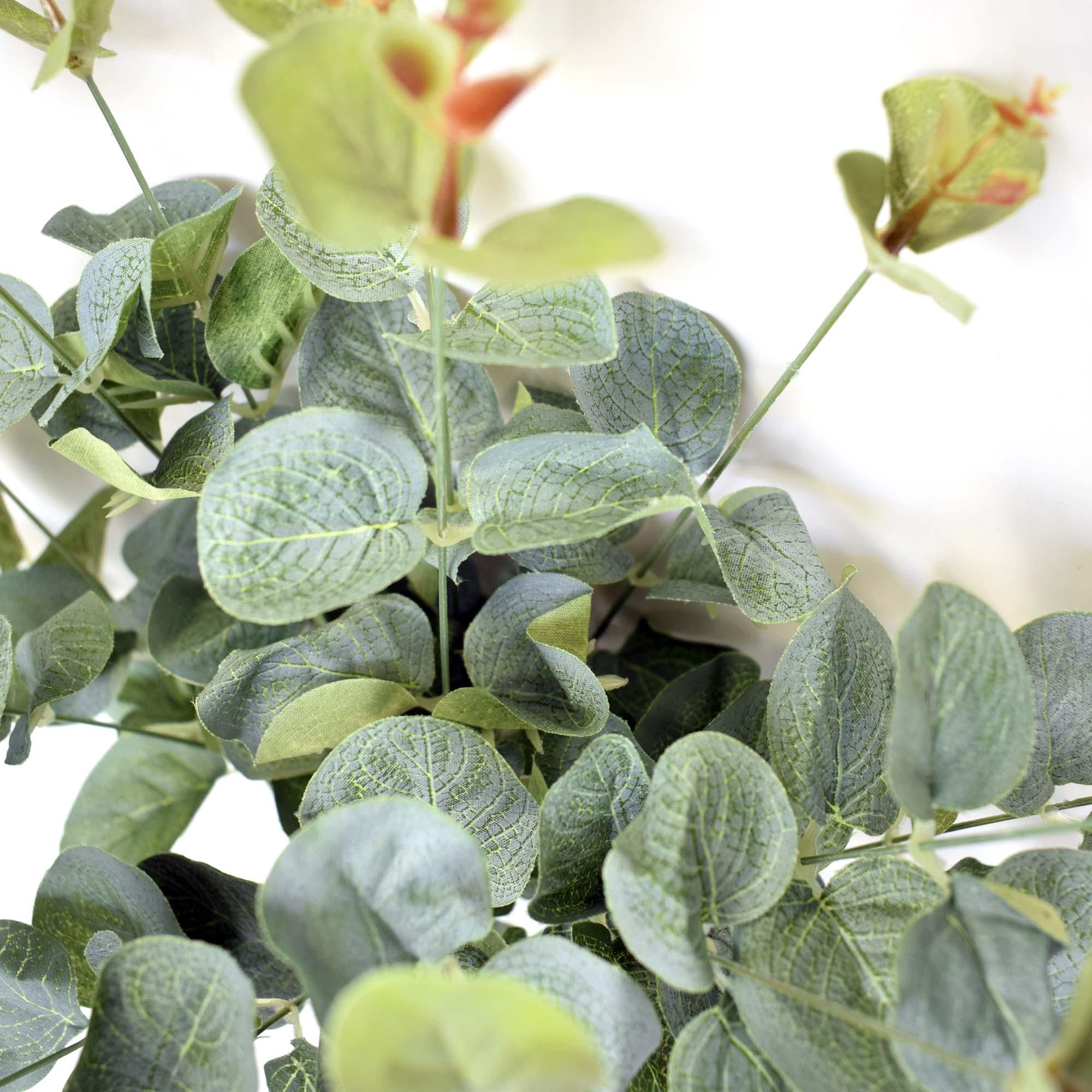 Buquê de Folhas de Eucalipto Artificial | Linha Permanente Formosinha