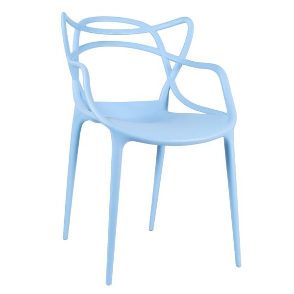 Cadeira Allegra Infantil Azul Clara
