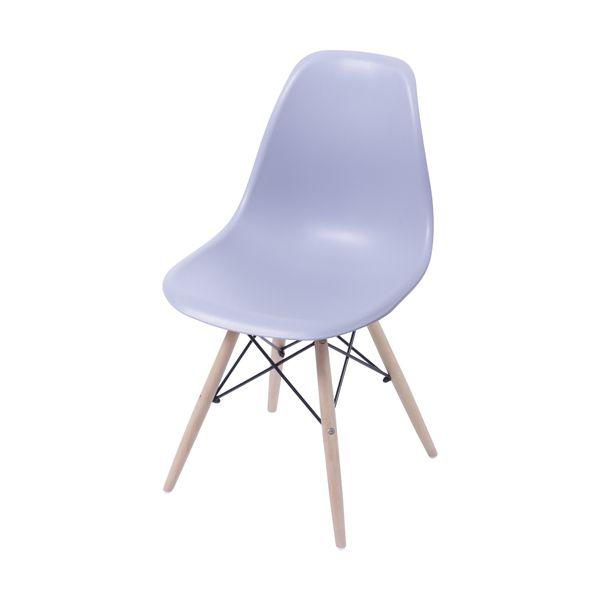 Cadeira Eames Cinza