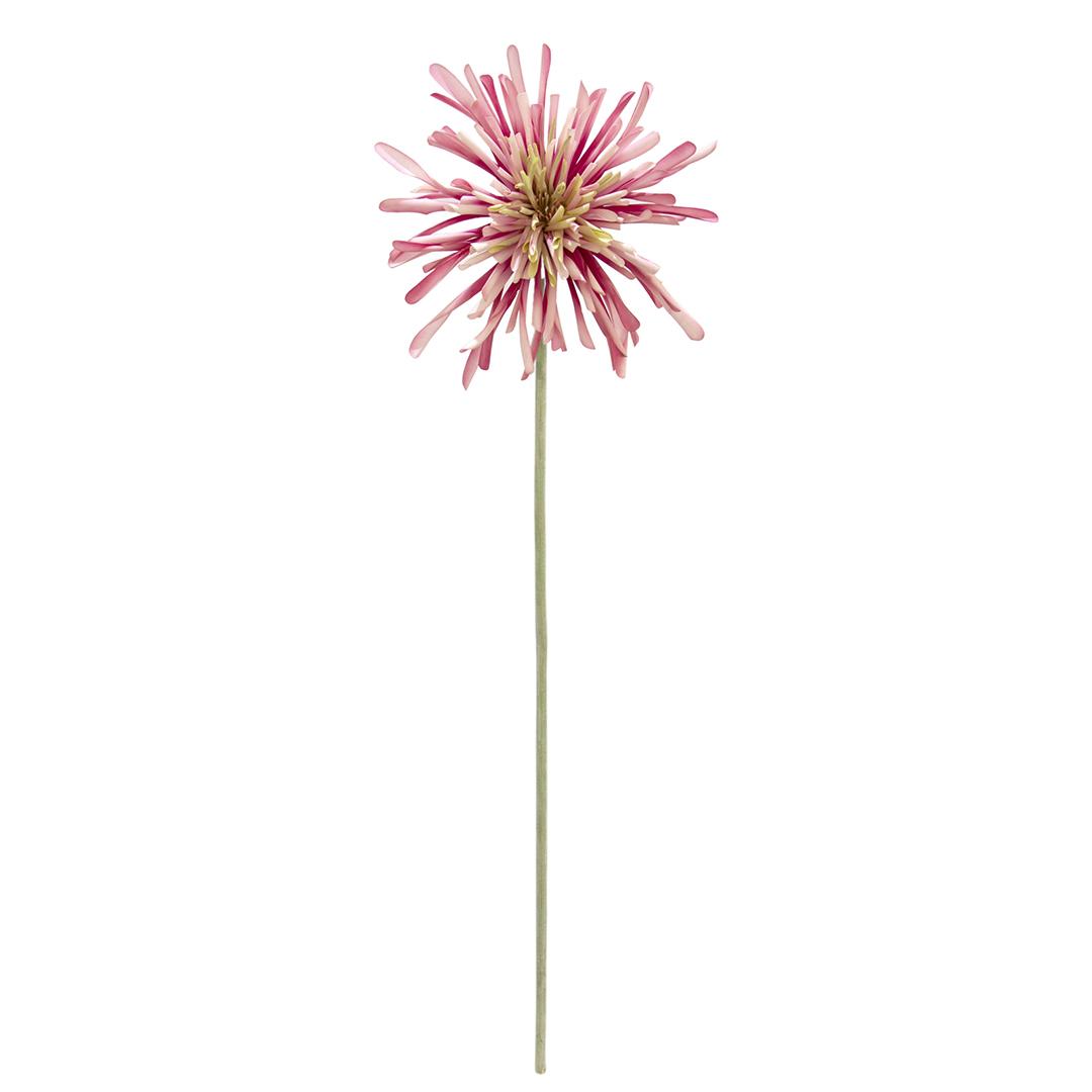 Flor Artificial Crisântemo Pink Toque Real | Formosinha
