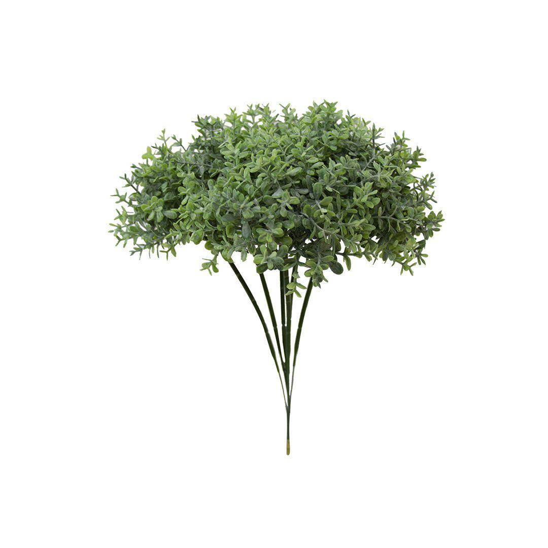 Flores Artificiais Buquê de Folhagem Artificial Pick Mini Folhas | Linha Permanente Formosinha
