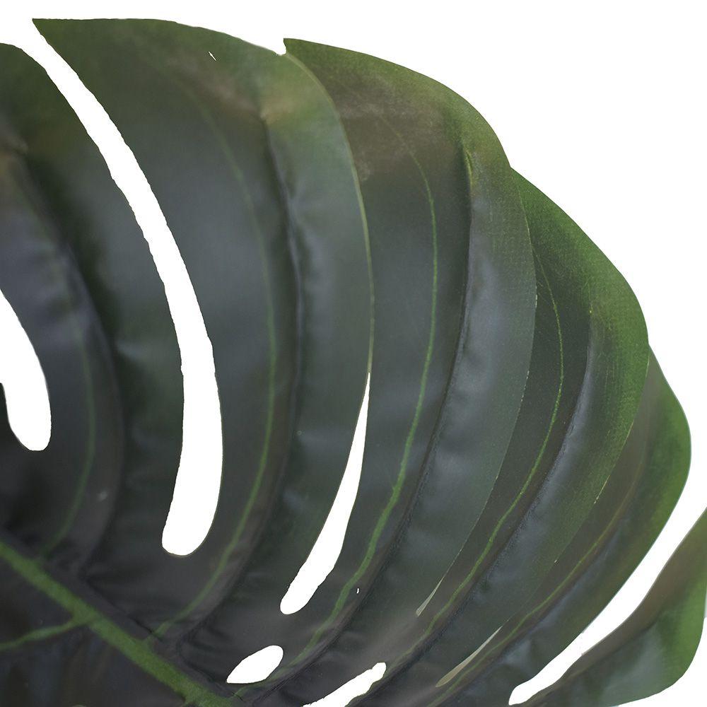 Folha Artificial Costela de Adão de Silicone