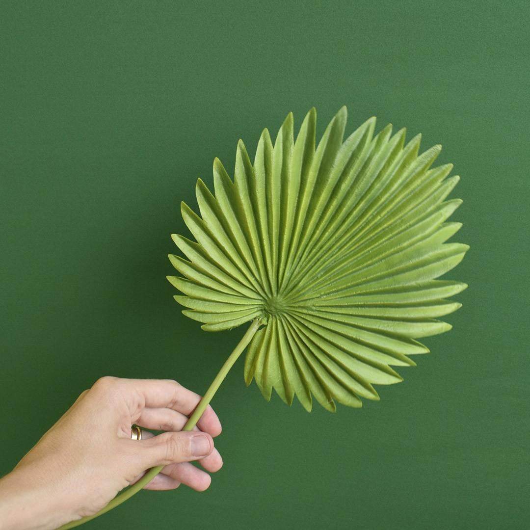 Folha de Latania Artificial  | Linha Permanente Formosinha