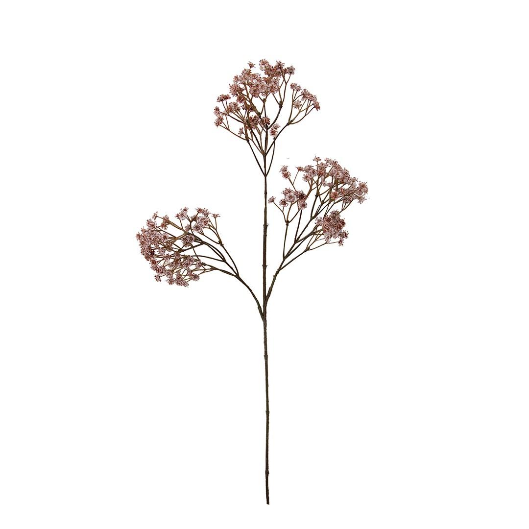 Haste de Mosquitinho Rosa Envelhecido 3D | Linha Permanente Formosinha