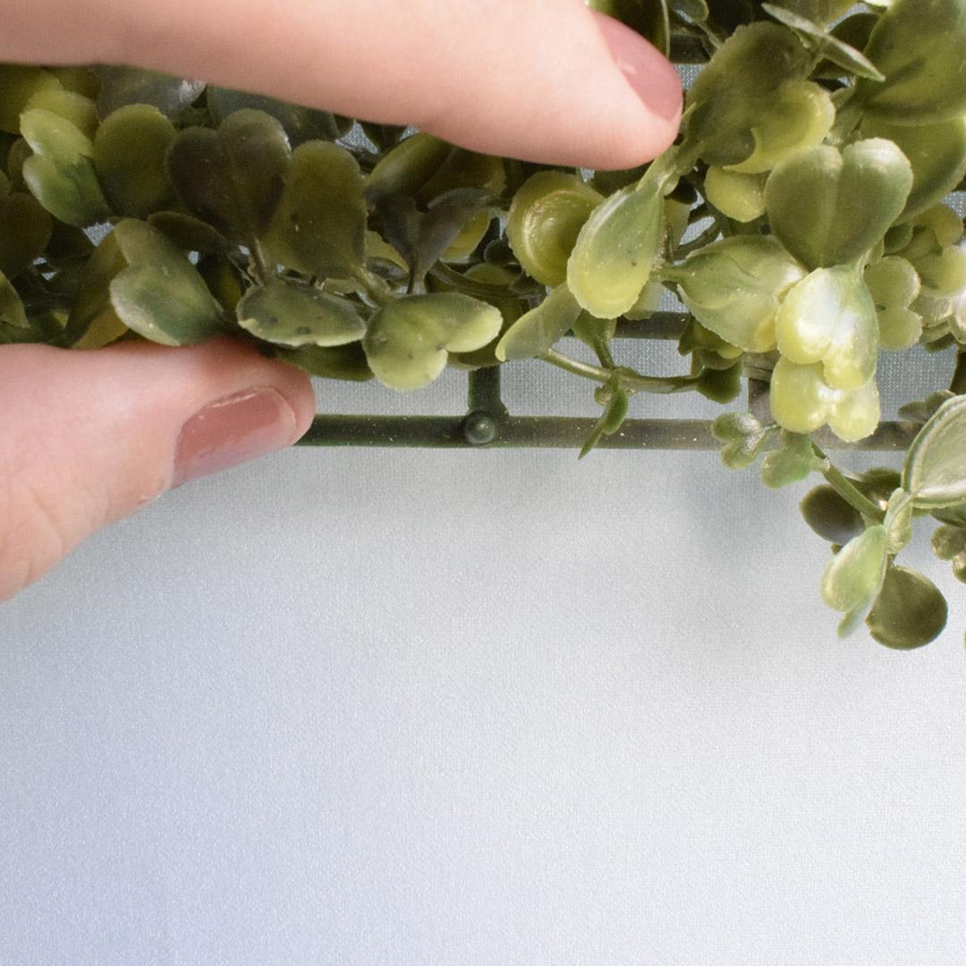 Kit Com 06 Placas de Grama Verde Artificial 60X40 Atacado | Formosinha